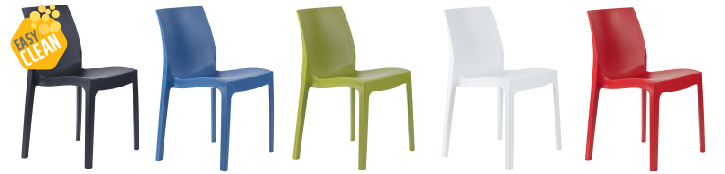 Moby Chairs by Cafe Reality
