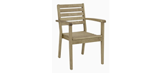 All Wood Outdoor Chairs