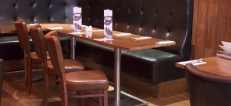 Pub and Bar Leather Chairs