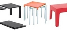 Outdoor Poly Tables