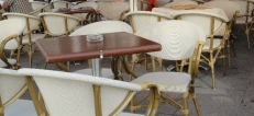 Continental Weave Chairs