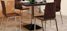 Floor Fixed Table Bases