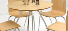 Plywood Bistro Sets