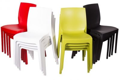 Moby Outdoor All Weather Chairs