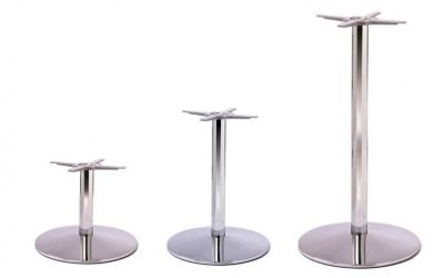 Chrome Dome Table Bases Version 2