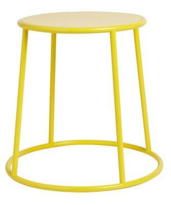 Maxo Low Stool In Yellow
