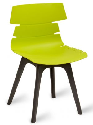 Foxtrot V7 Chair Lime Green