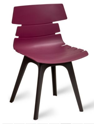 Foxtrot V7 Chair Plum Shell