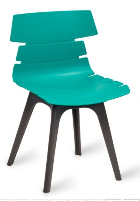 Foxtrot V7 Chair Turquoise Shell