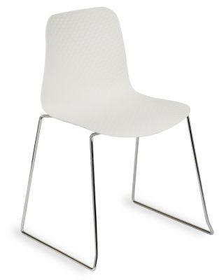 Sisco V2 Designer Chai White Shell