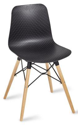 Sisco V1 Chair Black Shell