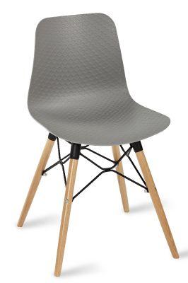 Sisco V1 Chair Grey Shell