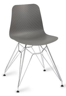 Sisco Designer Chair V3 Grey Seat