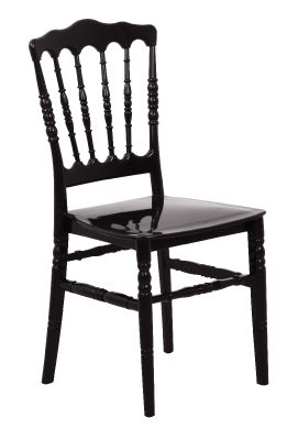 Vienna Chair Black