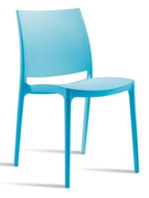 Maya Chair Light Blue
