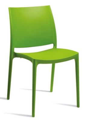 Maya Chair In Lime
