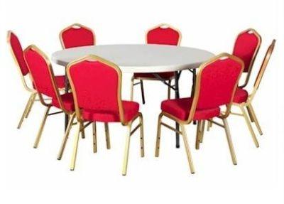 Useme Round Folding Tables 3