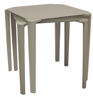 Alma Outdoor Tables In Taupe