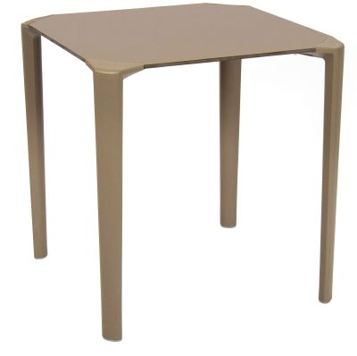 Alma Outdoor Table In Taupe