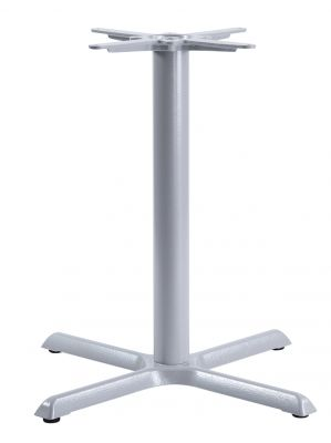 Tampa Medium Table Base In Grey
