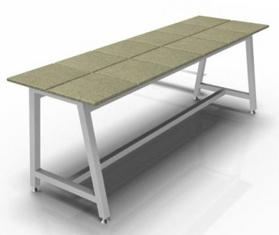 Naper 18mm Upholstered Bench LDS23