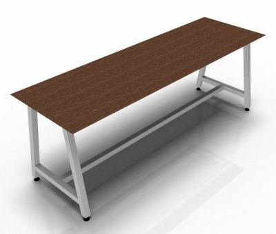 Naper 18mm MFC Bench Mocha