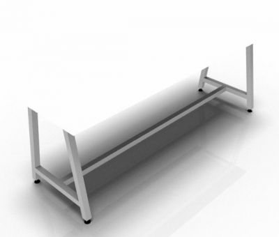 Naper 18mm MFC Bench White