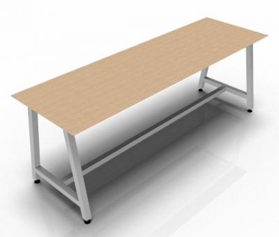 Naper18mm MFC Bench Highland Oak