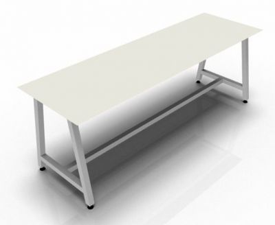 Naper 12mm SGL Bench White