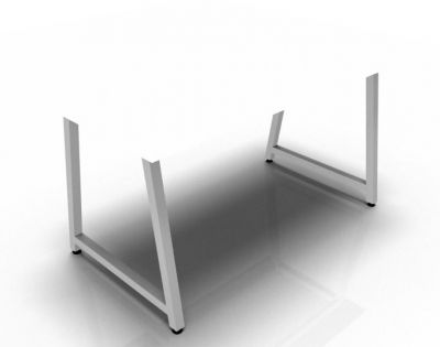 Harper 18mm Table White