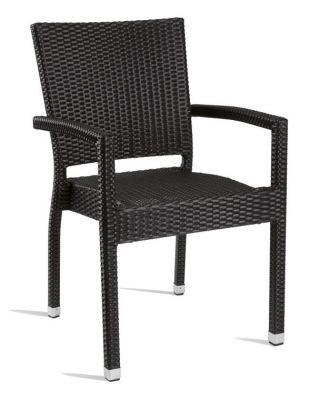 STAG-Arm-Chair-ZA 113C-Black