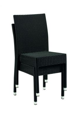 Dalston Outdoor Weave Side Chair