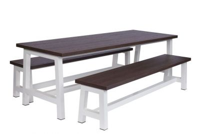 Solo Canteen Bench Dining Sets