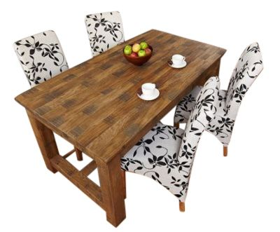 Harvey Rough Sawn Dining Table