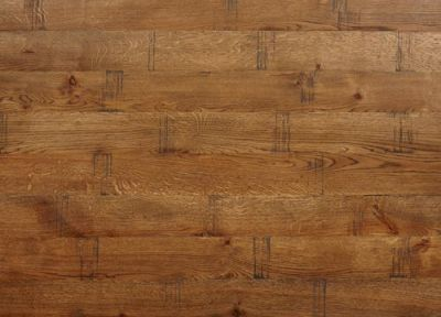 Harvey Rough Sawn Dining Table 2