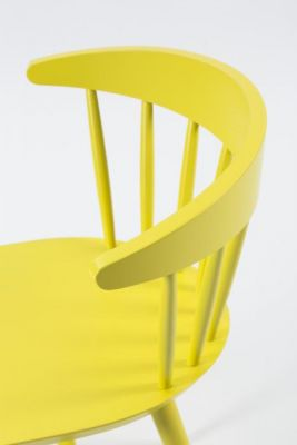 Heathfield Spindle Dining Chair-Coloured Finishes 3