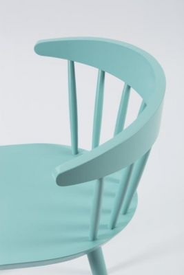 Heathfield Spindle Dining Chair-Coloured Finishes 4