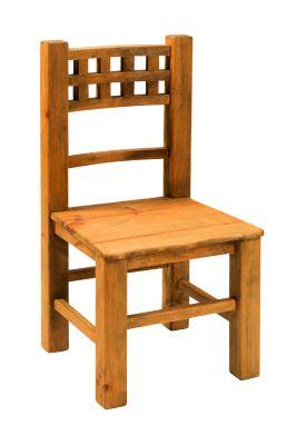 Mexico Wooden Sidechair - Rene