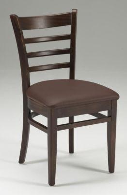 Next Day Devon Dining Chair - Leather Seat 2