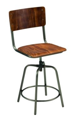 Nimu Swivel Stool