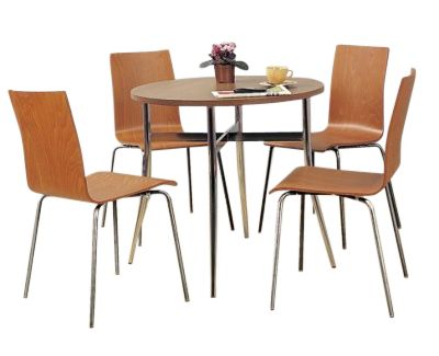 Piazza 7 Bistro Set With Tracey Table