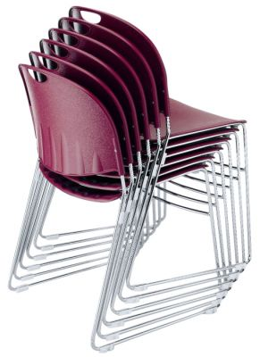Preem High Density Stackable Chair