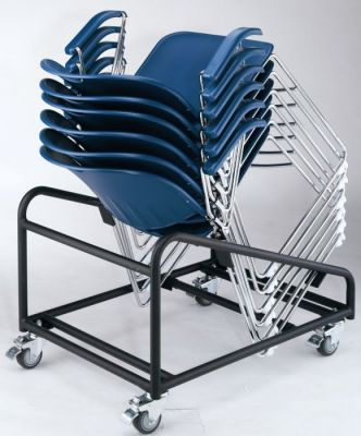 Preem High Density Stackable Chair 5