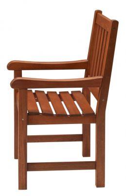 Taunton Outdoor Wooden Armchair