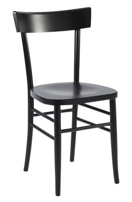 Volt Wooden Dining Chairs - Wood Finishes
