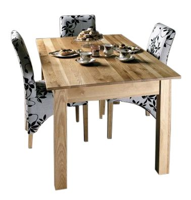 Warminster 4-6 Seater Solid Oak Table