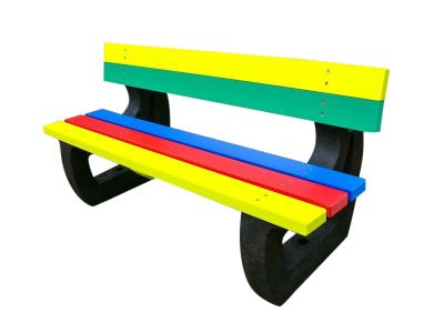 West Coloured Benches
