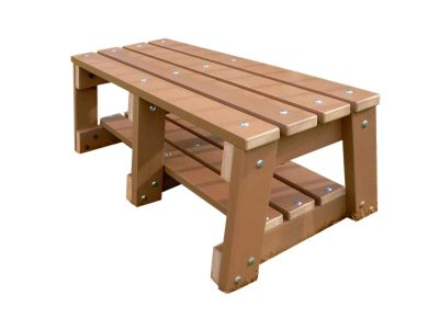 West Sports Recyled Bench