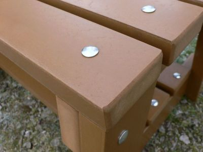 West Sports Recycled Bench 1
