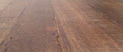 Sawn Timber Top Detail View